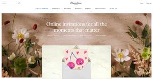 Paperpress Post e-invitations