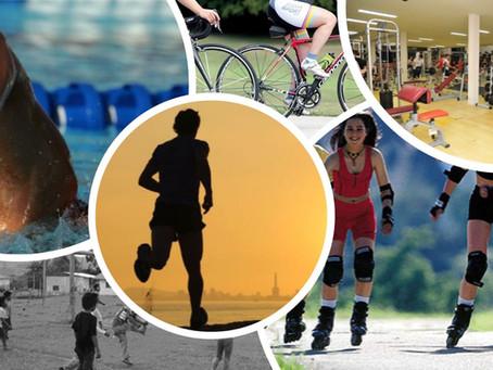 Exercícios aeróbios, de força ou combinados. O que devo fazer?