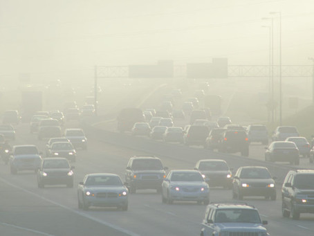 Poluição do ar e exercício físico: implicações sobre a saúde