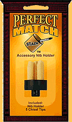 5 Pack Accessory Nib Holder - Chisel Tips