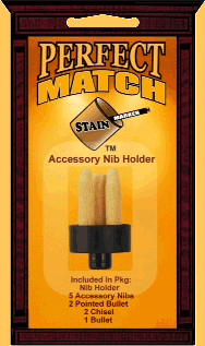 5 Pack Accessory Nib Holder - Variety Tips