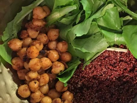 Vegan Gluten Free Quinoa Burgers!