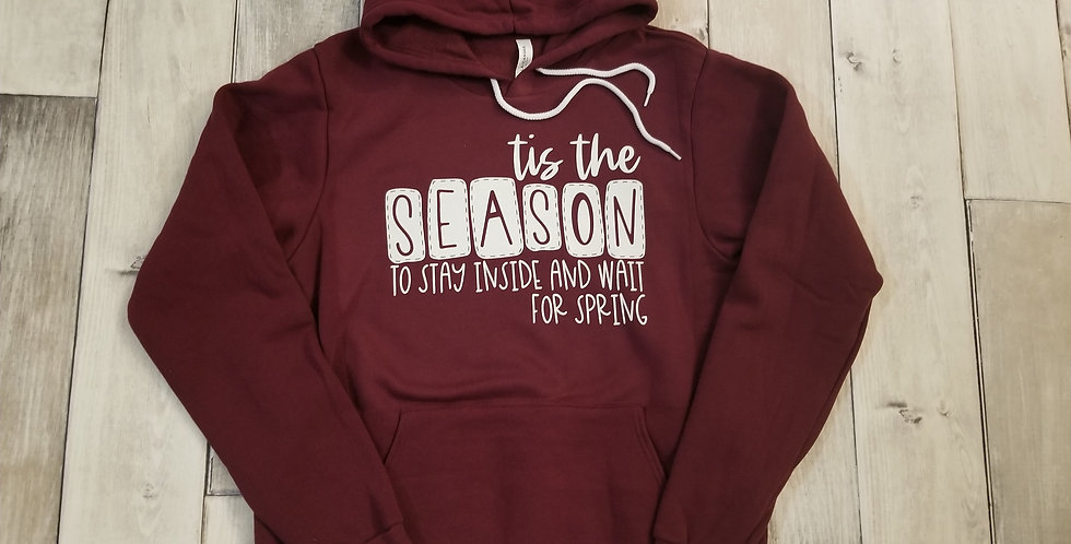 It's the Season Hoodie