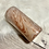 Thumbnail: Rose Gold Marble Slim Can Koozie