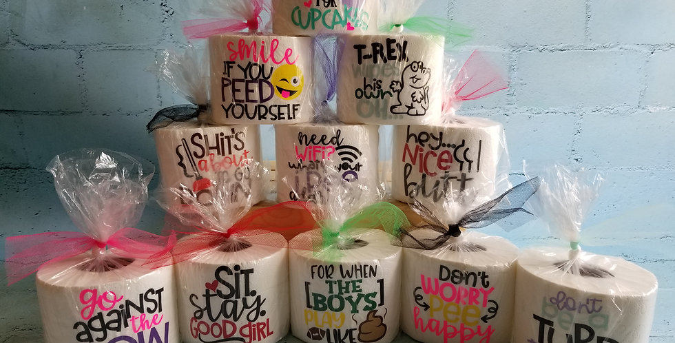 Funny TP Gifts!