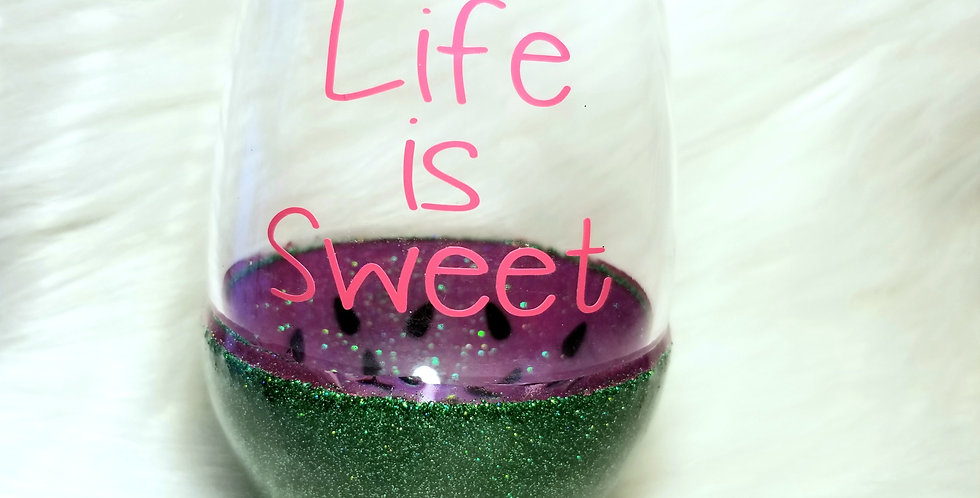 Life is Sweet Watermelon