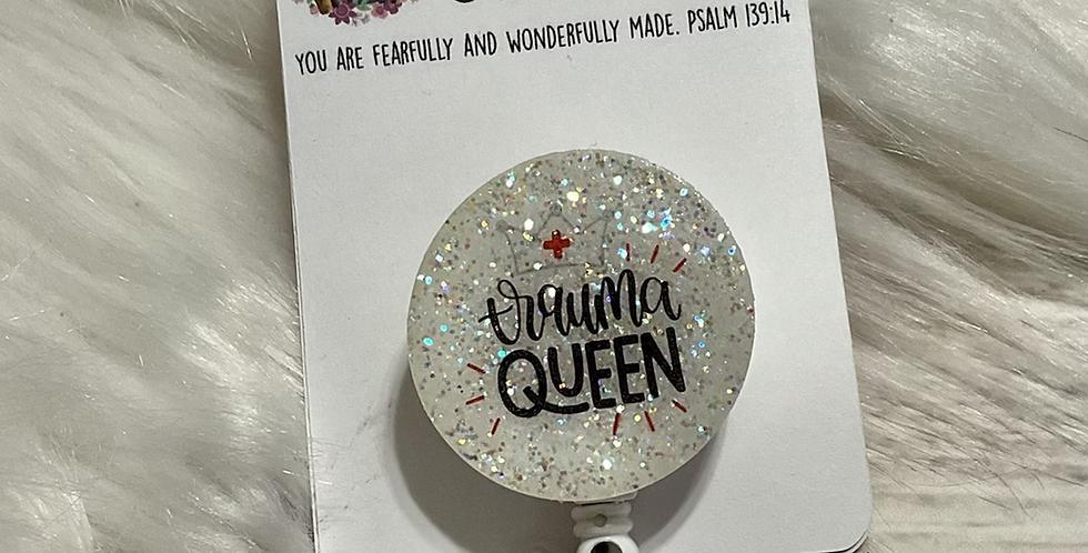 Trauma Queen Badge Reel