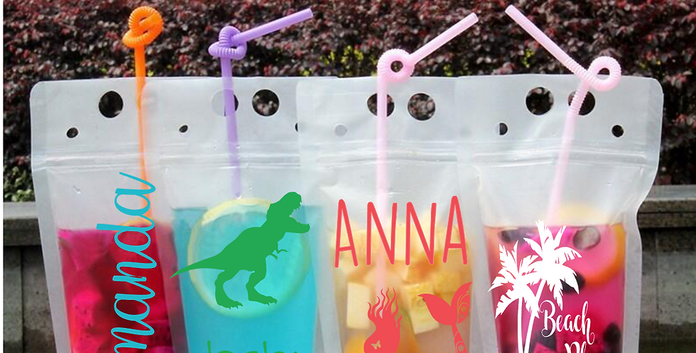 Custom Drink Pouches
