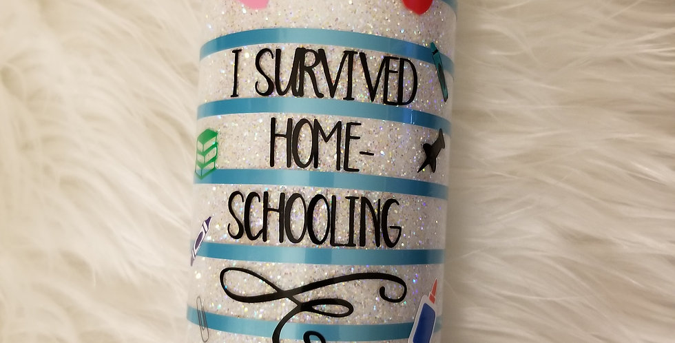 I Survived Homeschooling!