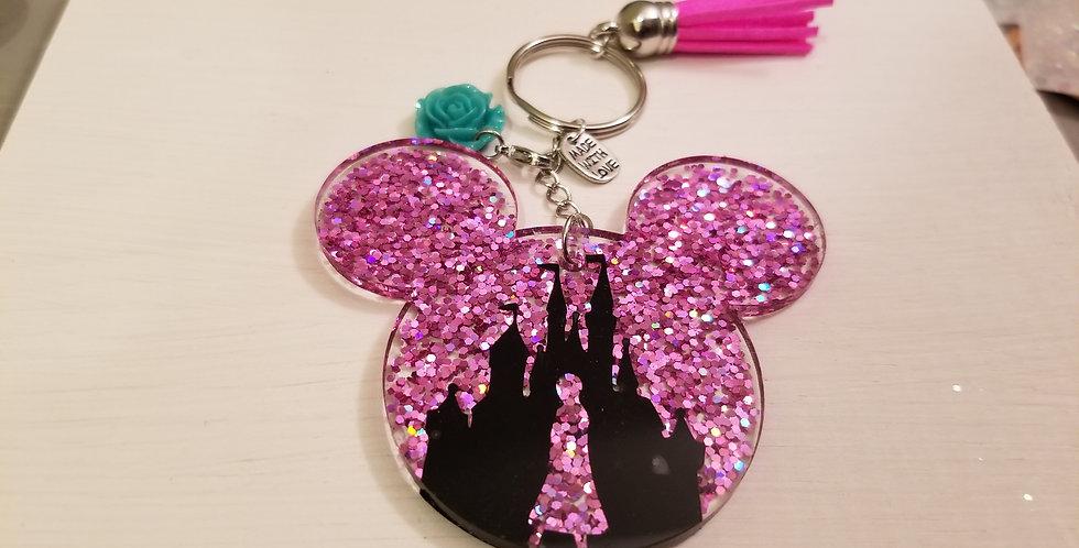 Anna Mouse Keychain