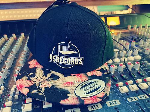 "95Records Wmns Snapback Caps ""WhitePinkOrchidee"""