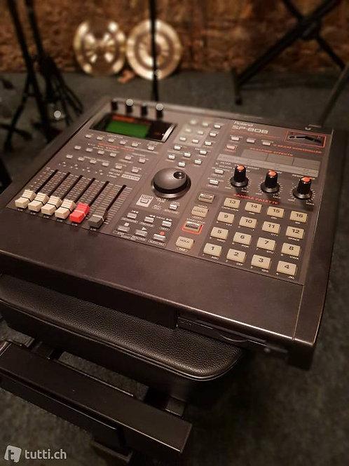 "Roland SP-808 Groove Sampler ""voll funktionsbereit"""