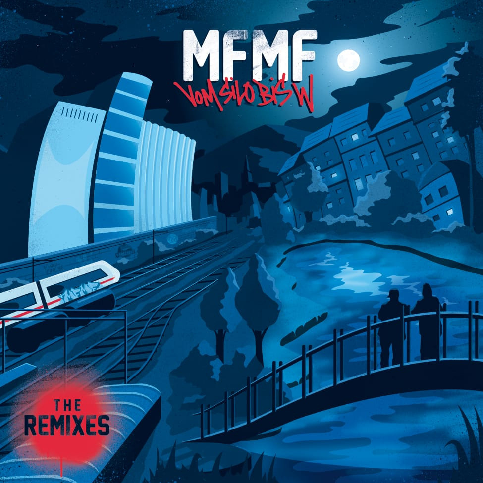 "MFMF - VOM SILO BIS W ""THE REMIXES"""