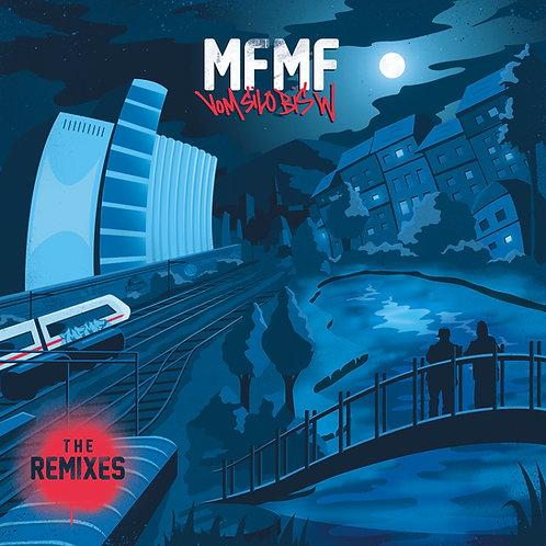 """MFMF - Vom Silo bis W """"THE REMIXES"""" 12"""" Vinyl"""