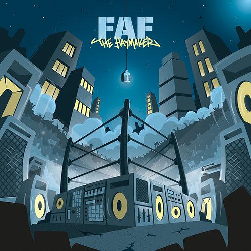 """FAF - the haymaker 12"""" Vinyl"""