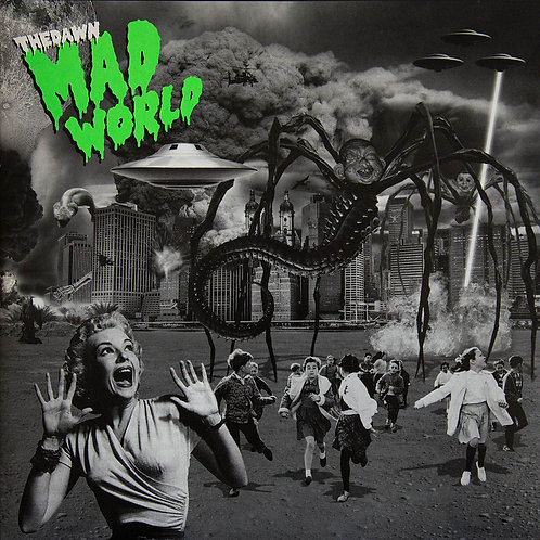 """thedawn - Mad World 12"""" Doppel-Vinyl"""