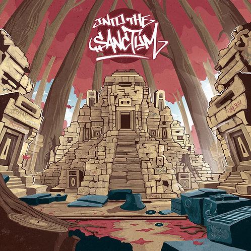 """Into The Sanctum 12"""" Vinyl"""