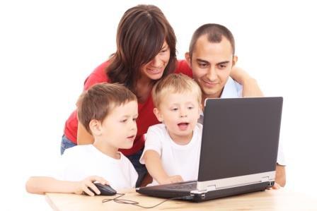 Ноутбук для всей семьи