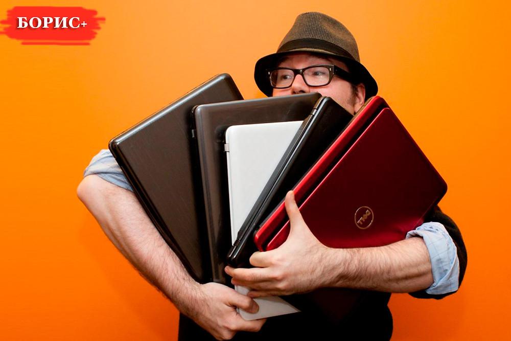 Обслуживание ноутбуков в Иркутске