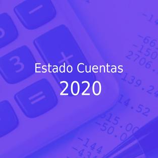 Estado Cuentas 2020