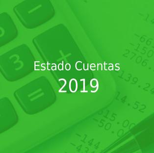 Estado Cuentas 2019