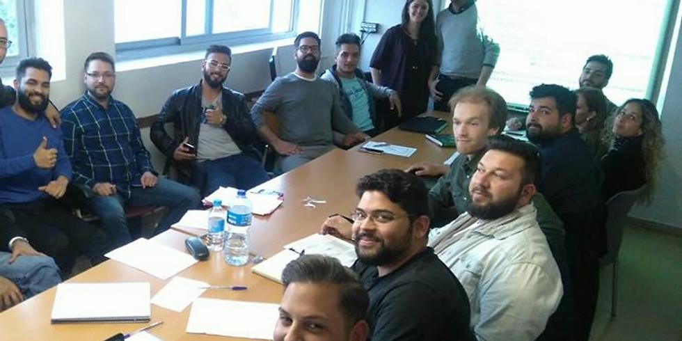 Grupos de refuerzo - Gitan@s Acceso+25