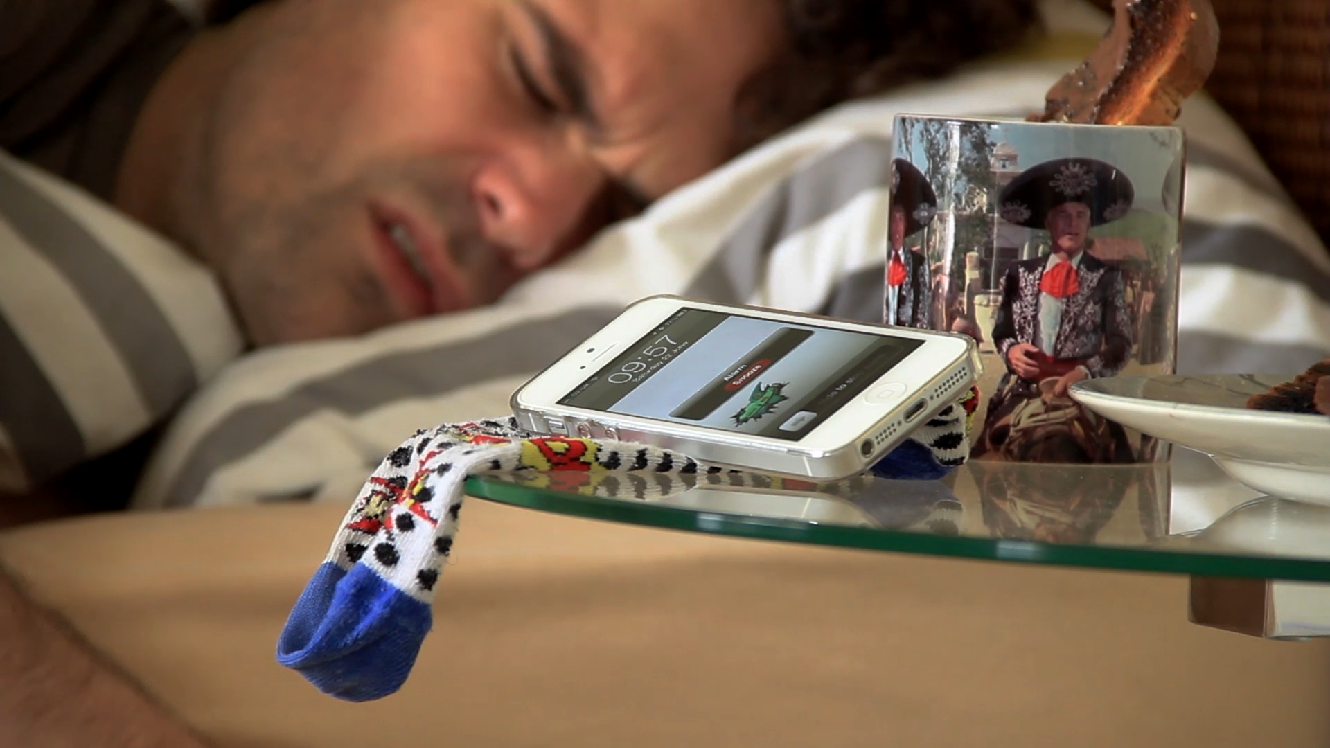 Paul in bed0