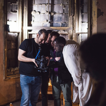 Talking Head: Stuart Black on conquering 48hr filmmaking