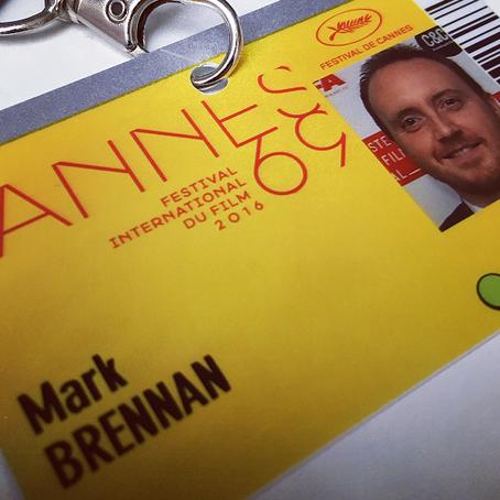 Talking Head: Mark Brennan on the Short Film Corner at Cannes