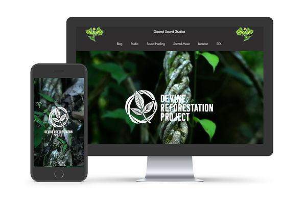 DevineReforestationProject_WebsiteMockup