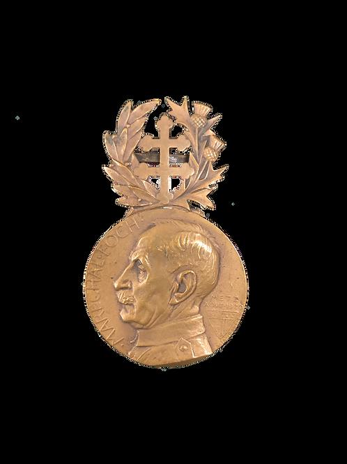 Medalla del Mariscal Ferdinand Foch