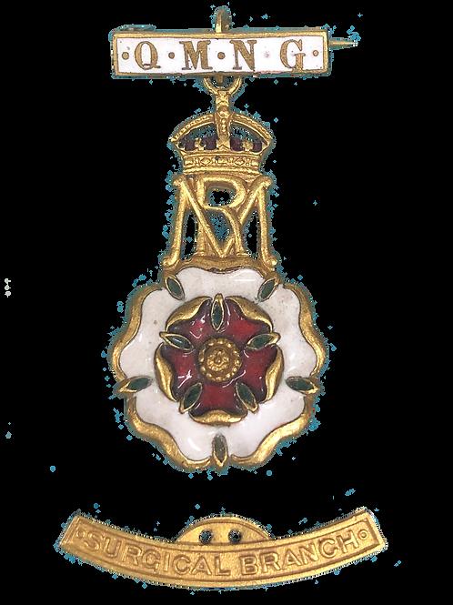 Queen Mary´s Needlework Guild