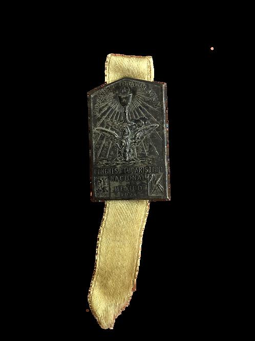 Medalla del Congreso Eucarístico de México