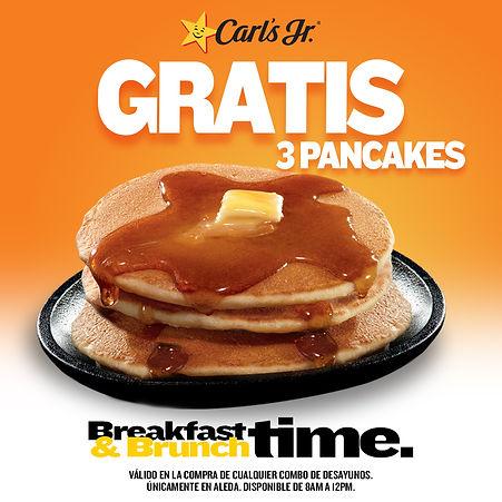 Pancakes Gratis