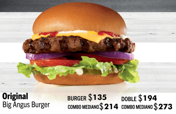 Original Big Angus Burger