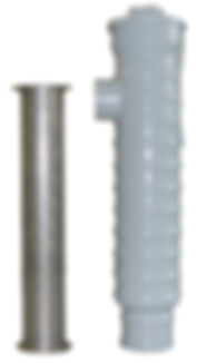 sim/tech filter pressure filter with stainless steel screen