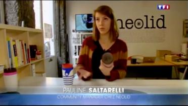 Revue de presse : neolid sur le petit écran
