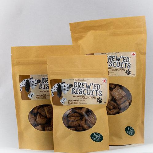 Bulk Brew'ed Biscuits