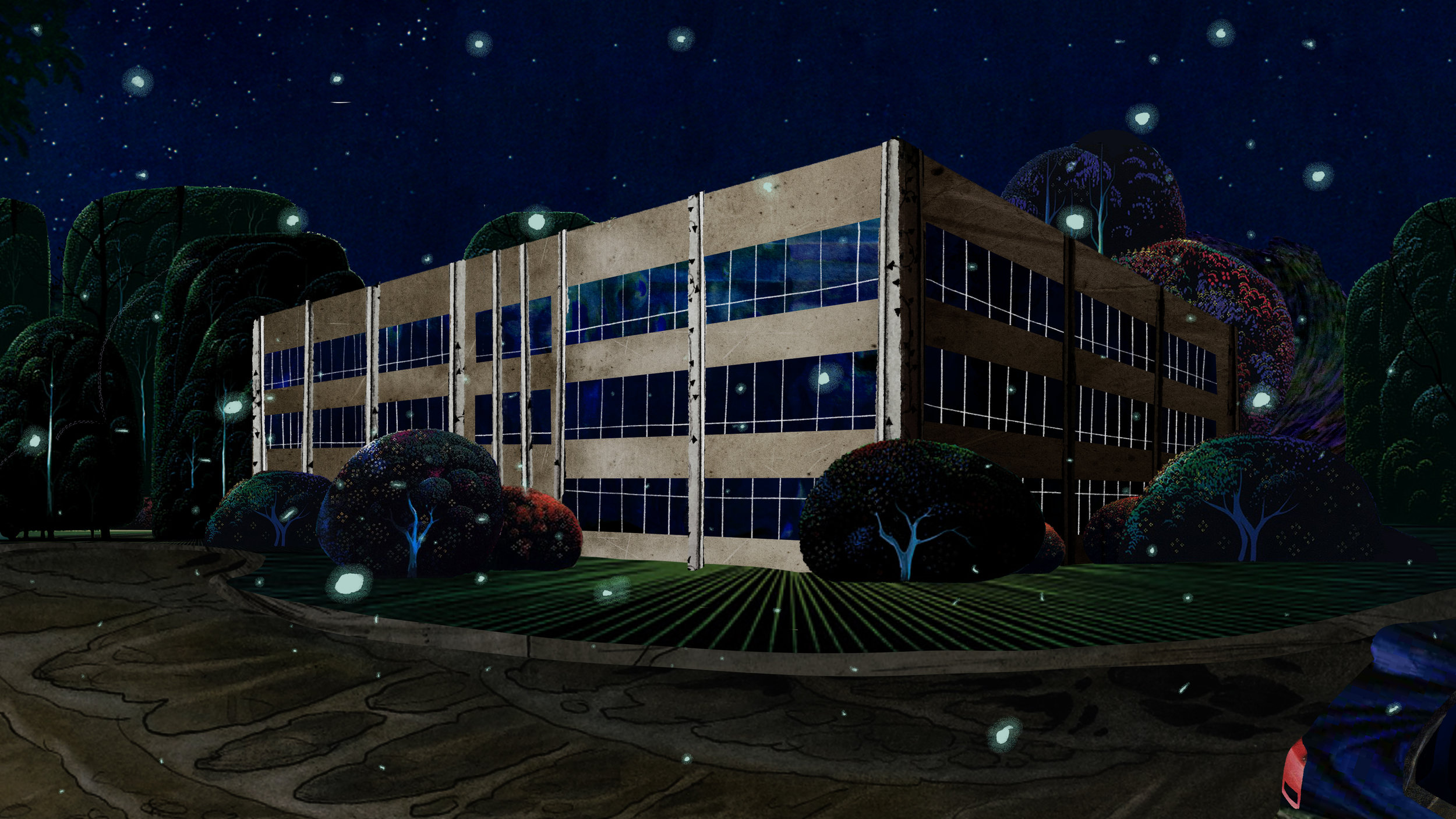 STYLEFRAME_Office_Building_Night_V001