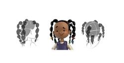 Psyop_Klick_CharacterDesign_Michele_Hair