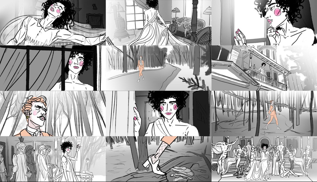 CousinJohn - The Arrival - Storyboard_09