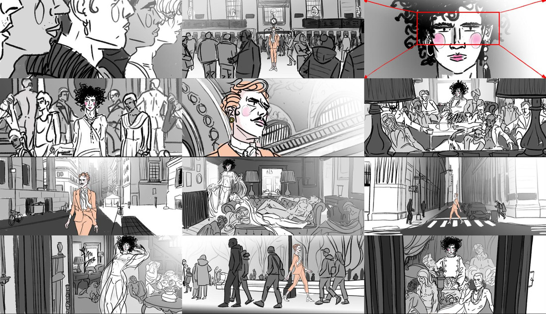 CousinJohn - The Arrival - Storyboard_02