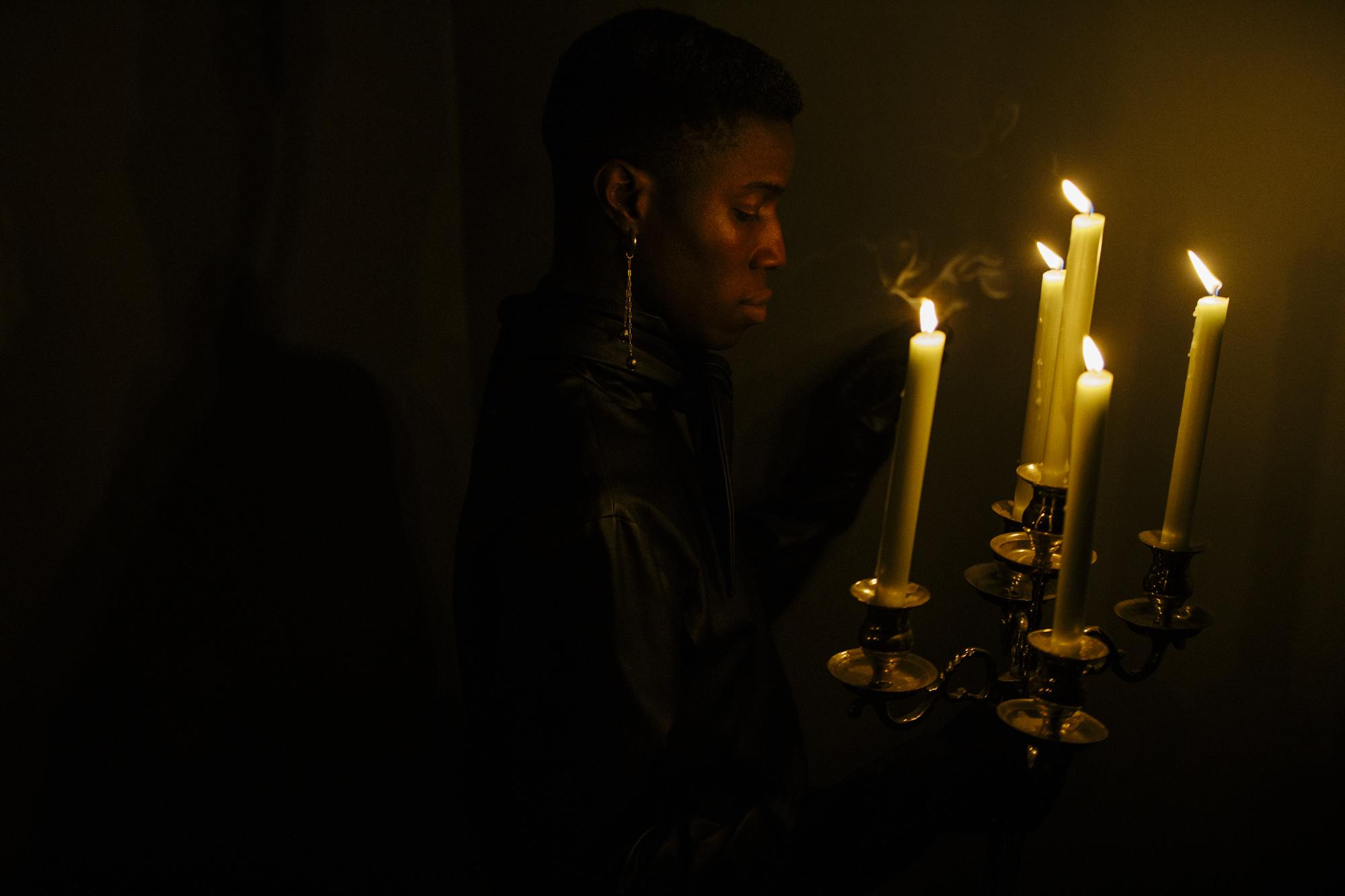 Candle lit Weddings
