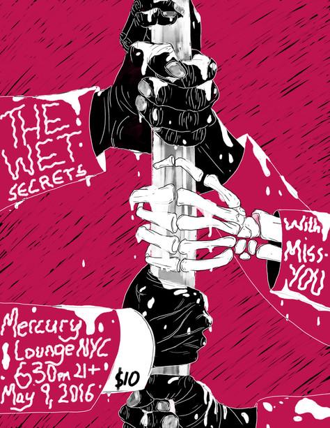WetSecrets