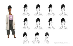 Jasmine Expression Sheet
