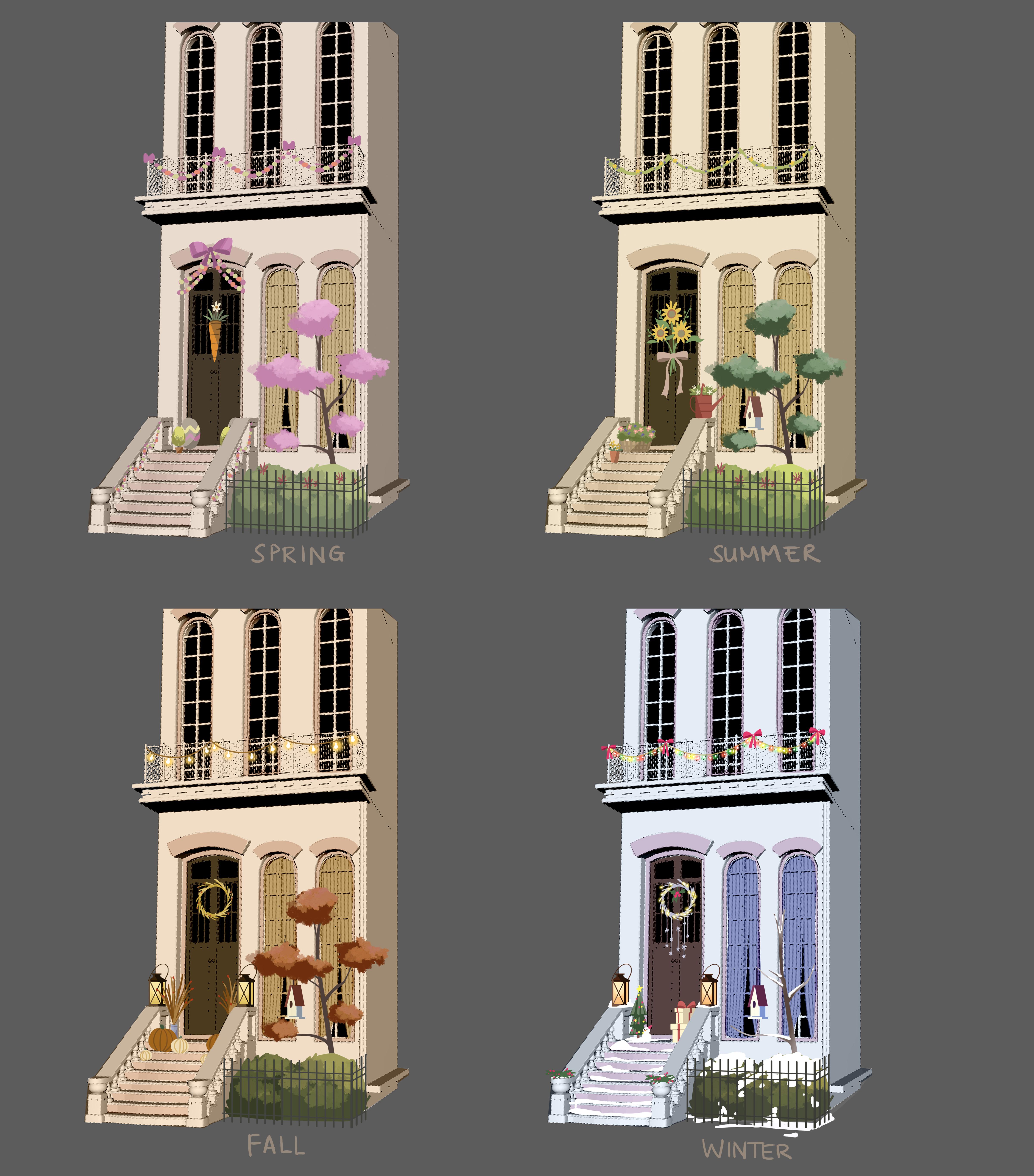 Jean's House Decor