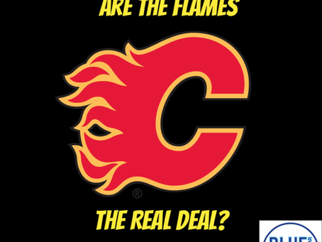 Why The Flames *Could* Be The Real Deal (not James Neal)