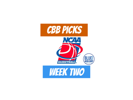CBB Picks Week 2