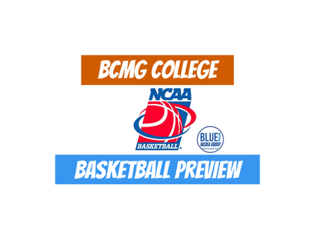 BCMG College Basketball Preview