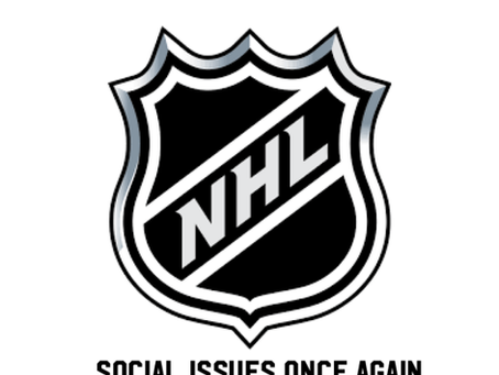 NHL Drops The Ball On Social Issues Again